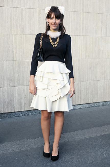Lady_fur_settimana_della_Moda_di_milano