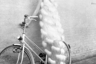 vestito di pelliccia lady fur