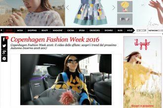elle copenhagen fashion week