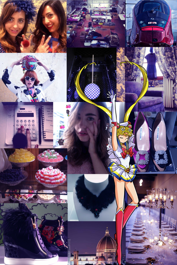 collage Lady Fur Sailor Moon