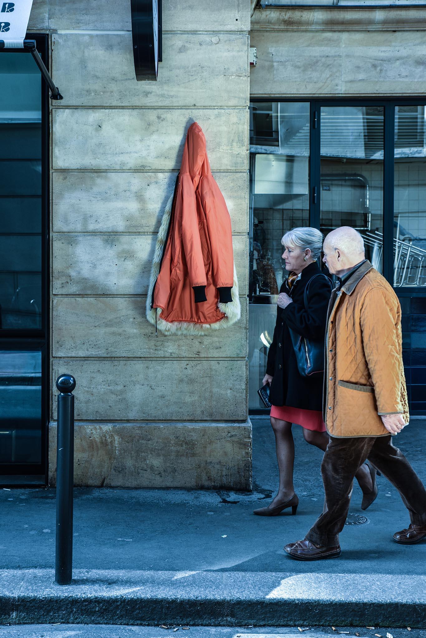 parigi giacca k way lady fur foto 12
