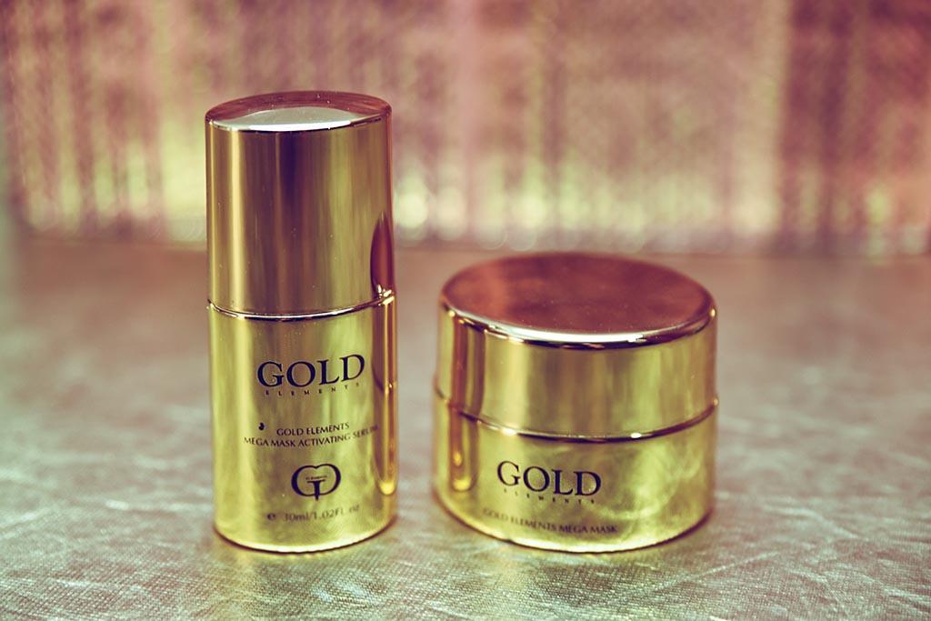 gold creme luxury lady fur