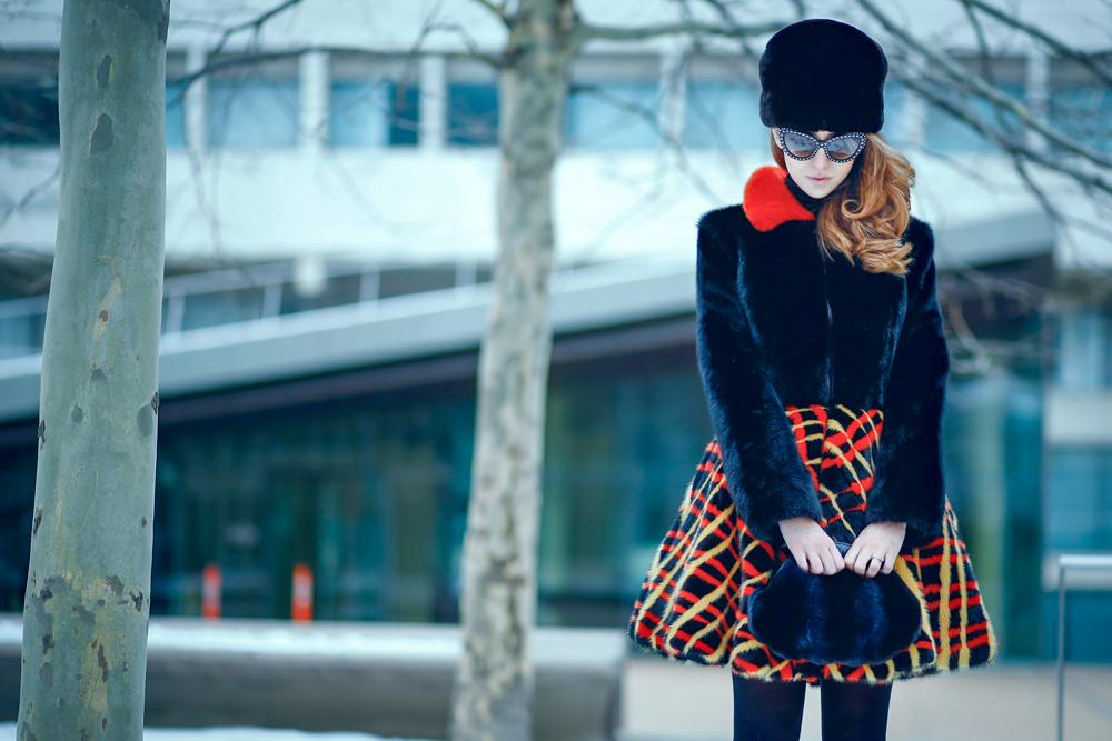 pelliccia visone vladimiro gioia lady fur