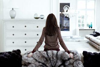 Saga Furs Design Center, primo giorno di Lady Fur
