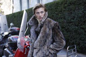 pellicce da uomo autunno inverno 2016/17