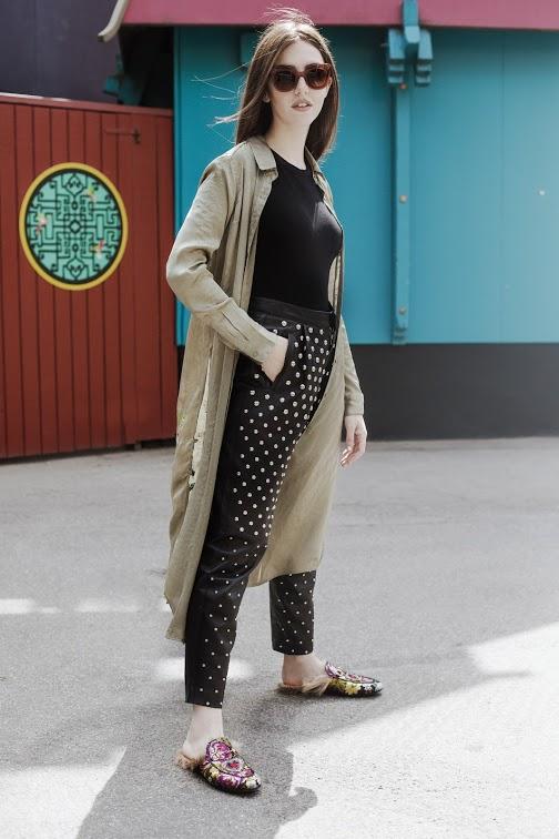 scarpe pelliccia Lady Fur
